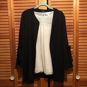 XL NWT Alfani soft blazer FREE GIFT W/purchase